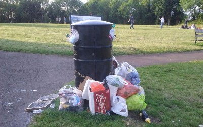 Which came first – the waste or the (smart) bin?